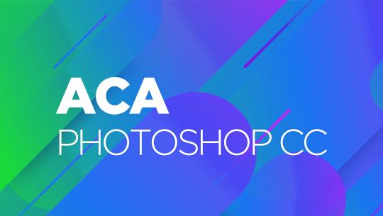 ACA photoshop CC