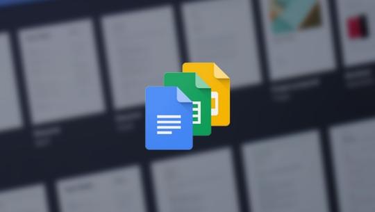 Google Office (구글 오피스) 제대로 배우기