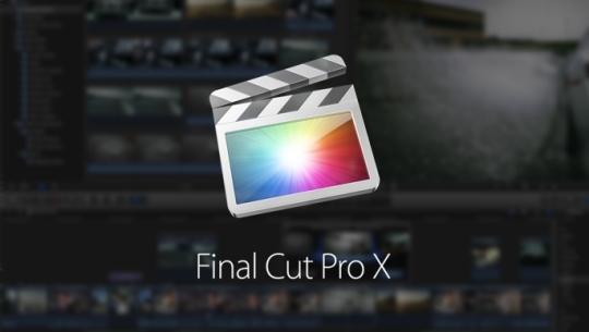 Apple Final Cut Pro 기초 배우기