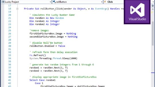 Visual Basic 2015 프로그래밍 배우기 Part.1